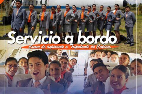SERVICIO A BORDO Y CATERING